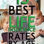 Best life insurance rates by age pinterest pin
