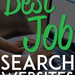 Best job search websites pinterest pin