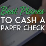 Best places to cash a paper check pinterest pin