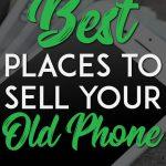 I posti migliori per vendere il tuo vecchio pin pinterest del telefono