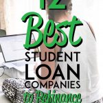 Best student loan companies to refinance your loans pinterest pin