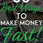 Make money fast pinterest pin