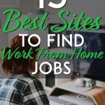 Best sites to find work from home jobs pinterest pin