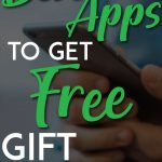 Best apps to get free giftcards Pinterest pin