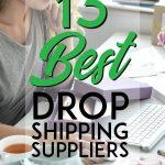 13 best drop shipping suppliers pinterest pin