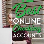 The best online checking accounts available pinterest pin