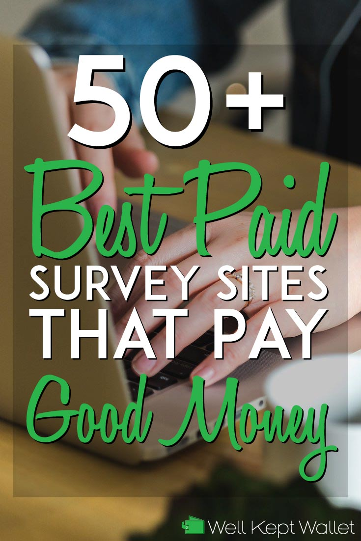 No matter who you are, you can make money taking surveys!