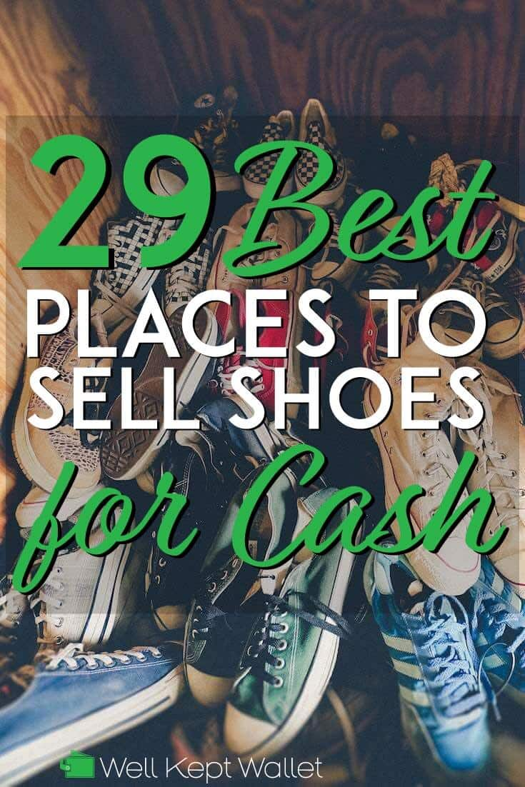new concept 88fcb 8531b Best-places-to-sell-shoes-pinterest