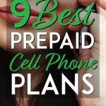 9 best prepaid cell phone plans pinterest pin