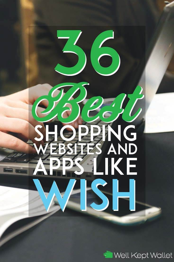 Wish can be so addictive with the cheap prices! Here are some other options if you can't find what you are looking for on Wish!