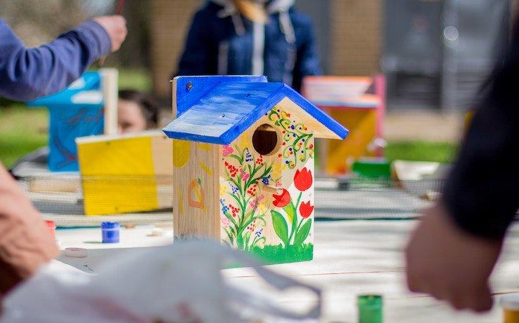 Home Depot Kids Workshop: Build Something Cool For Free