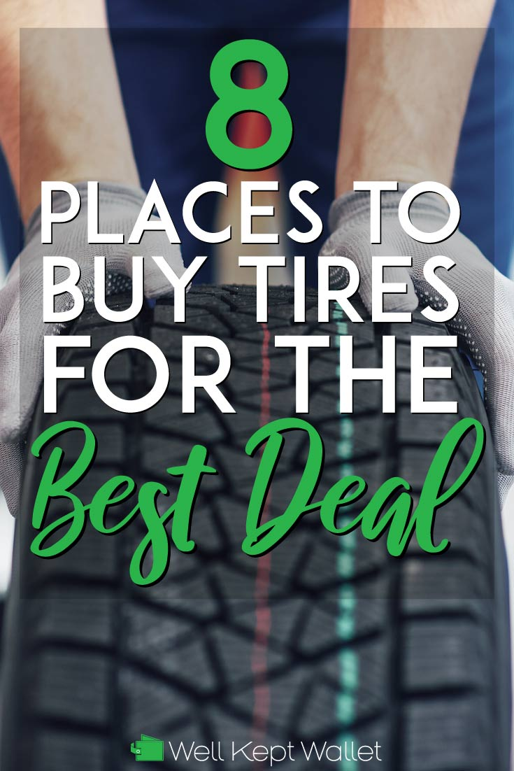 Where to get the best deal on tires pinterest pin
