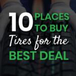 kata-kata 10 tempat untuk membeli ban untuk kesepakatan terbaik