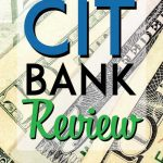 CIT Bank Review pinterest