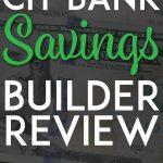 CIT bank savings builder pinterest pin
