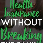 Cheap Health Insurance Pinterest Pin