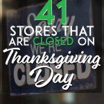 41 toko yang tutup pada hari thanksgiving pinterest pin