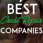 Best credit repair companies pinterest pin