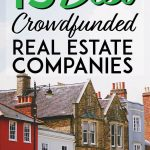 15 best crowdfunded real estate companies