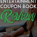 Entertainment book pinterest pin
