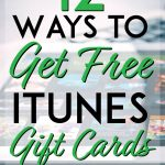 12 ways to get free itunes gift cards pinterest pin