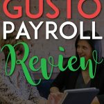 Gusto Review pinterest pin