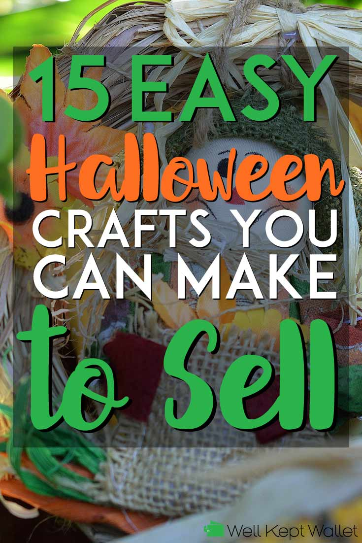 15 Easy Halloween Crafts To Sell For Quick Cash