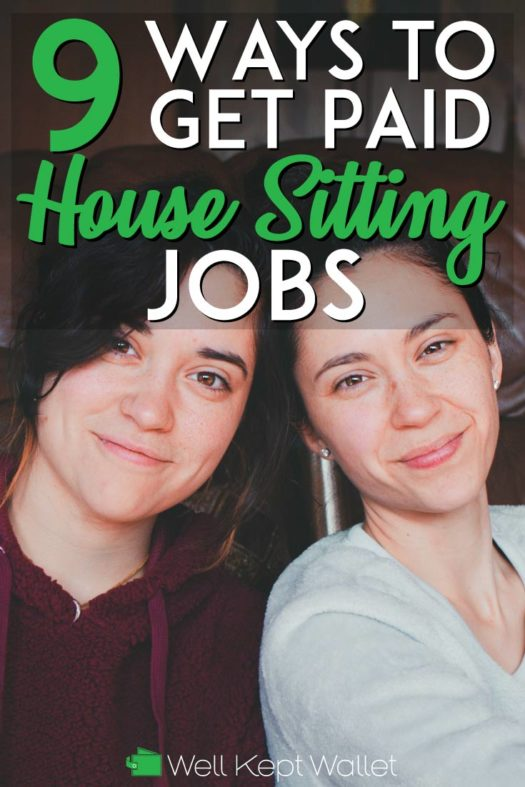 Get paid house sitting jobs pinterest pin