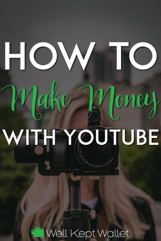 How to make money with youtube pinterest pin
