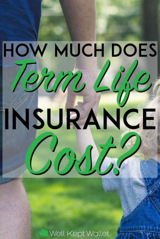 how much does term life insurance cost pinterest pin