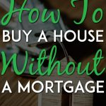 How to buy a house without a mortgage pinterest pin