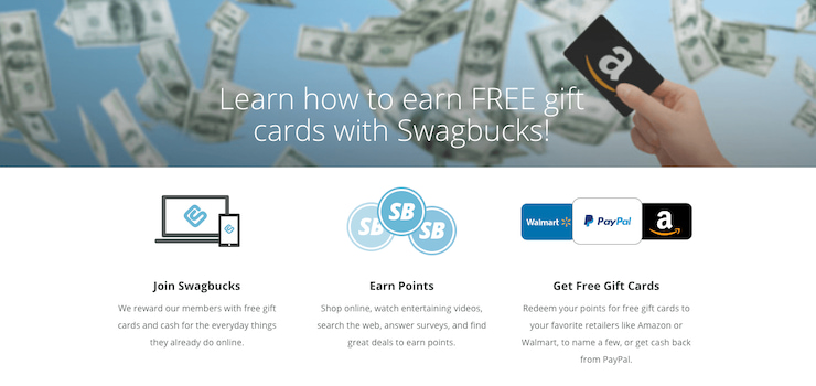 Information about Swagbucks