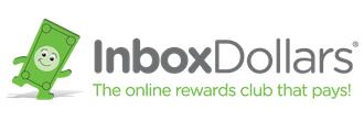 Inbox Dollars The online Rewards club that Pays Logo