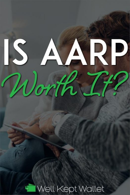 Is AARP worth it pinterest pin