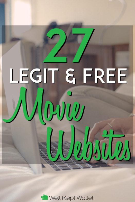 27 Legit Free Movie Websites (2019 Update)