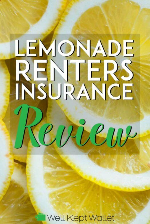 Lemonade Insurance Review 2019: Renters Insurance