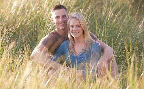Liz and Derek who paid off debt