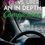 Lyft vs uber an in depth comparison pinterest pin