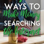ways to make money searching the internet pinterest pin