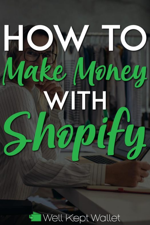 How to make money with shopify pinterest pin