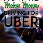 how he makes money driving for uber pinterest pin