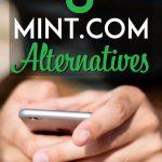 Mint alternatives Pinterest pin
