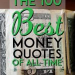 the 100 best money quotes of all time pinterest pin