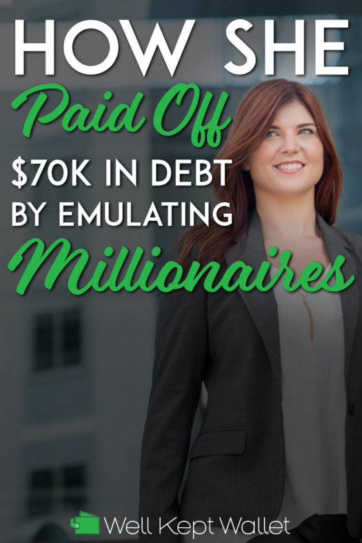 Emulating Millionaires pinterest pin