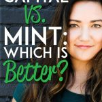 Personal Capital vs. Mint which is better pinterest pin