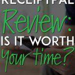 ReceiptPal Review Pinterest Pin