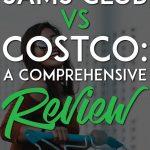 Sams club vs costco pinterest pin