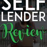 Self Lender review Pinterest Pin