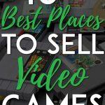 Tempat terbaik untuk menjual pin pinterest video game