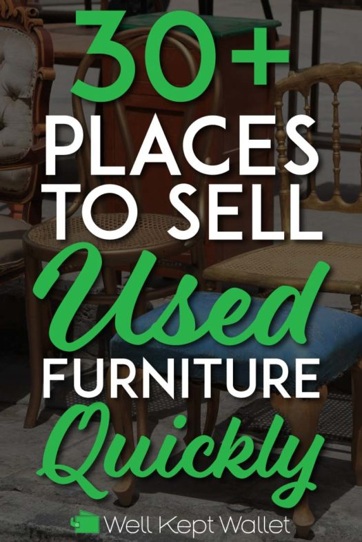 Sell used furniture pinterest pin